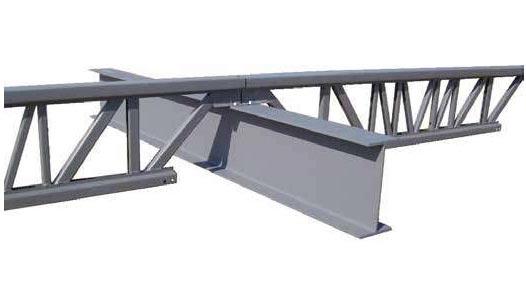 Fabri-Steel Long Bay Secondary Framing